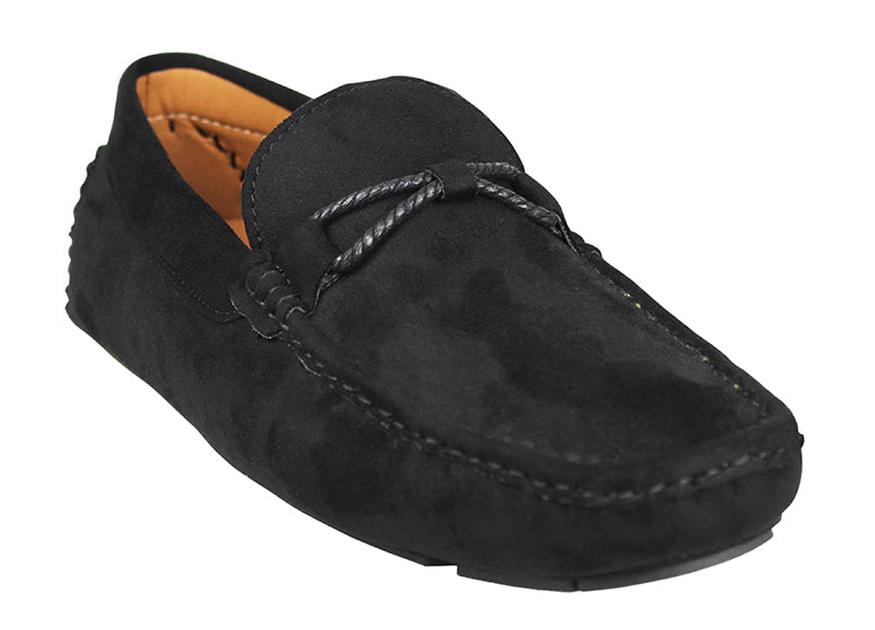 Load image into Gallery viewer, Tomaz C228A Bow Slip On (Black) - Tomaz Shoes (336713646109)