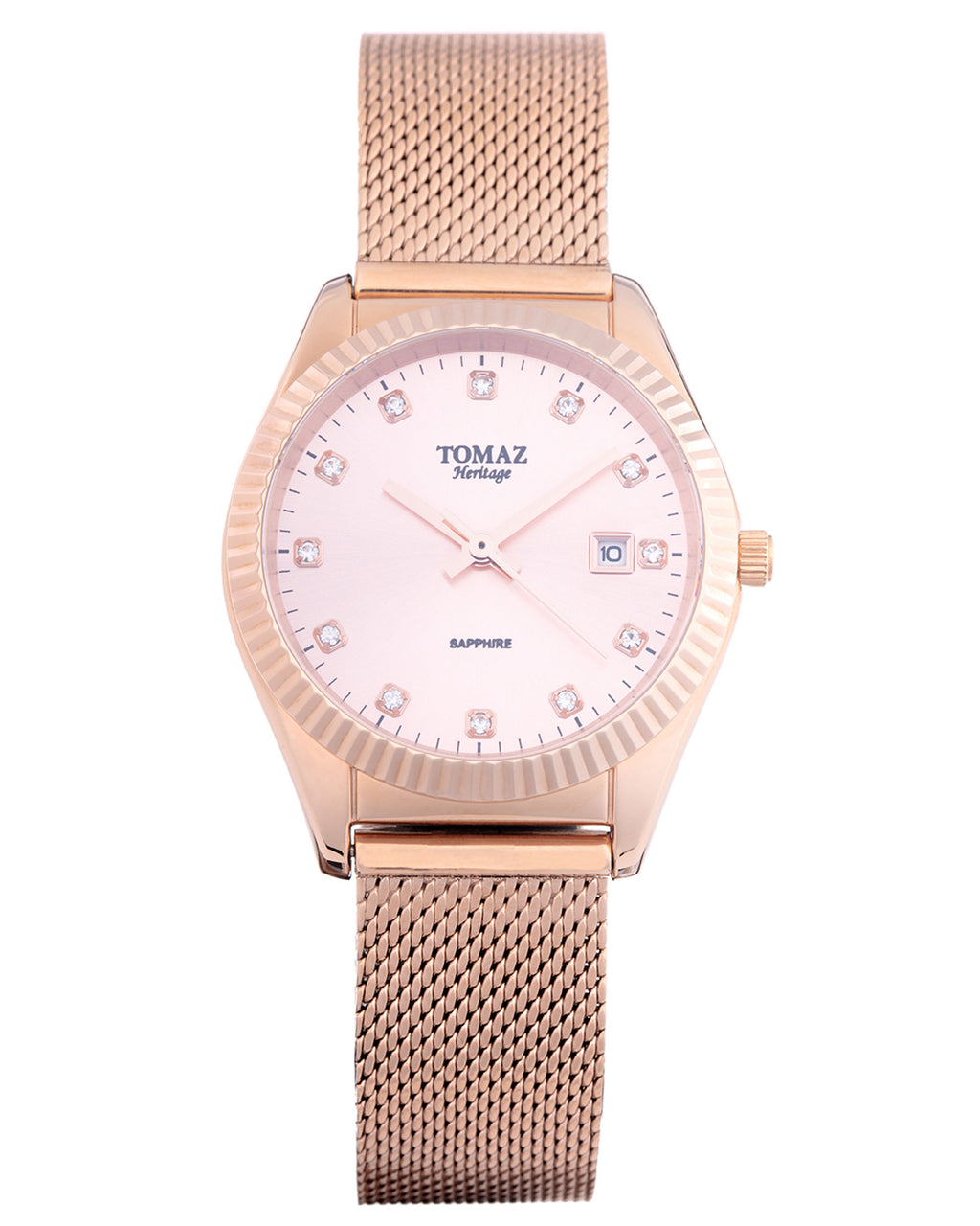 Tomaz Ladies's Watch TQ016L (Rose Gold)