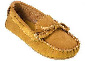 Tomaz C261 Ribbon Tassel Moccasins (Yellow) - Tomaz Shoes