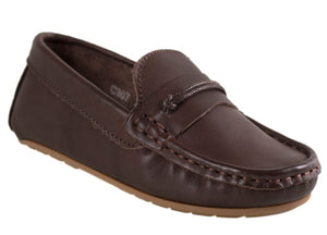 Load image into Gallery viewer, Tomaz C307 Penny Loafers (Coffee) - Tomaz Shoes (10469690248)