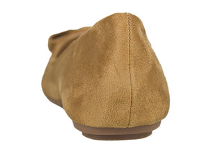 Load image into Gallery viewer, Tomaz LYF25 Suede Leather (Camel) - Tomaz Shoes (752619749465)