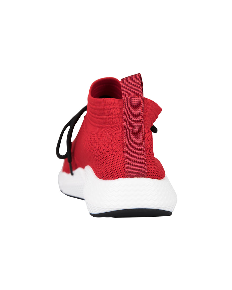 Load image into Gallery viewer, Tomaz TR1002 Running Sneakers (Red)