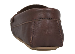 Tomaz C327 Buckle Loafers (Coffee) (Kids) - Tomaz Shoes