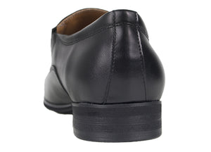 Load image into Gallery viewer, Tomaz F172 Formal Slip On (Black) - Tomaz Shoes (419770269725)