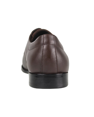 Load image into Gallery viewer, Tomaz F201 Lace Up Formal (Coffee) men shoe, men's shoe, men's italian dress shoes, men's dress shoes guide, men's dress shoes near me, dress shoes men, famous footwear near me, famous footwear locations, shoe store near me, best formal shoes, formal shoes