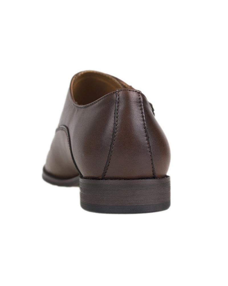Load image into Gallery viewer, Tomaz F148 Single Monkstrap (Brown)