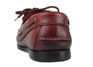 Tomaz 08578 Calf Leather Boatshoes - Tomaz Shoes