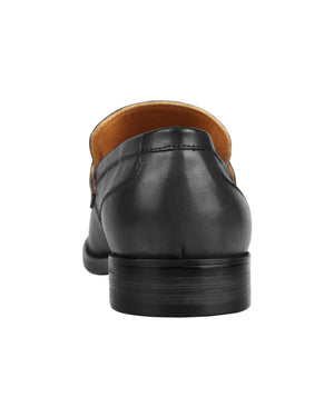 Load image into Gallery viewer, Tomaz F207 Penny Loafers (Black)