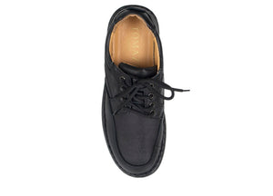 Tomaz C253 Casual Lace Up (Black) - Tomaz Shoes