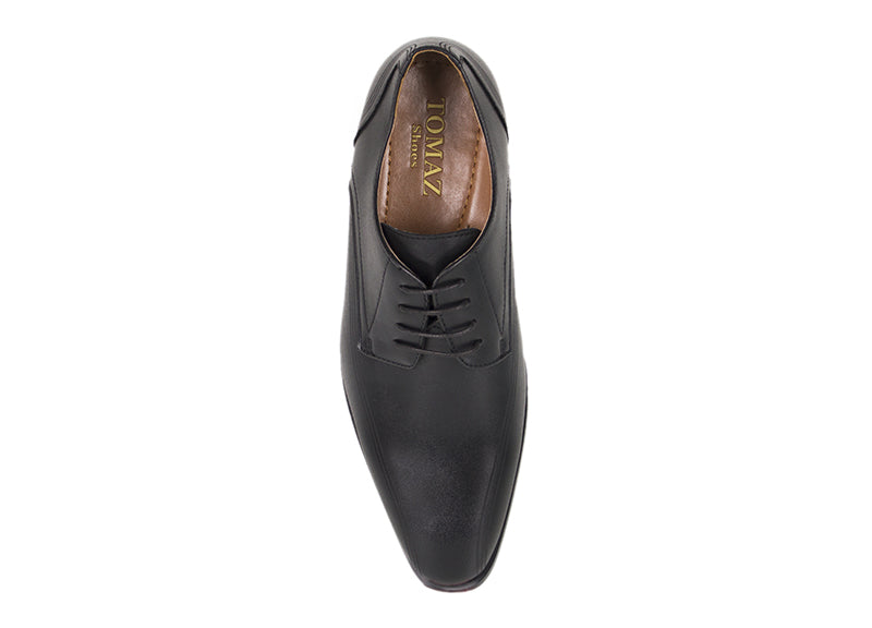 Load image into Gallery viewer, Tomaz F183 Lace Up Formal (Black) - Tomaz Shoes (782181007449)