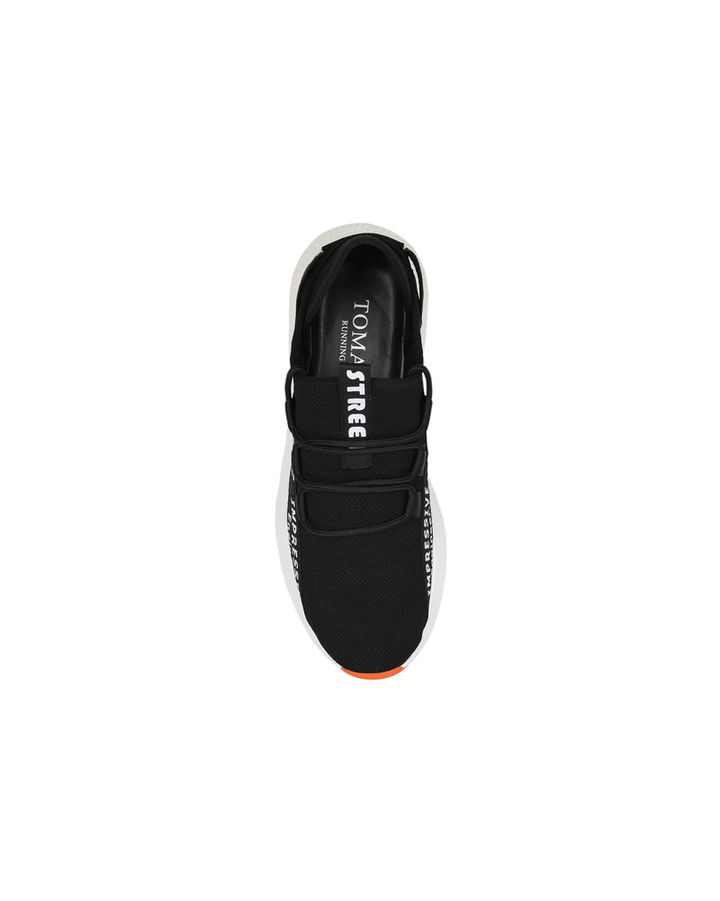 Load image into Gallery viewer, Tomaz C385 Casual Sneakers (Black Black)