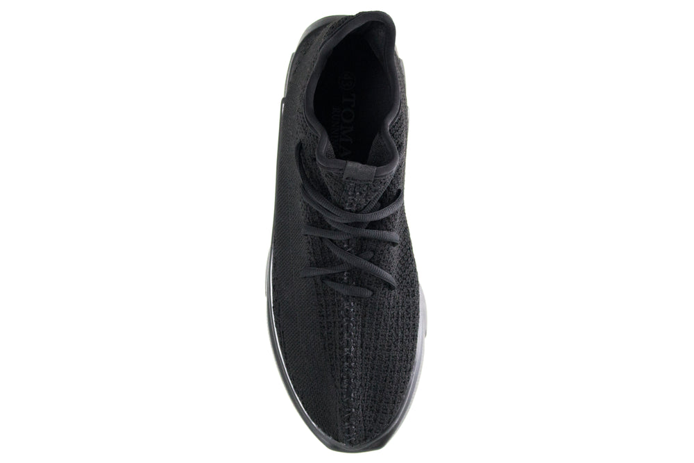 Load image into Gallery viewer, Tomaz 228 Running Knit (Black) - Tomaz Shoes (10458829640)