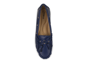 Tomaz L006 Casual Casing Shoes (Navy) - Tomaz Shoes