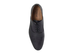 Load image into Gallery viewer, Tomaz F141 Lace Up Formal (Black) - Tomaz Shoes (10575336776)