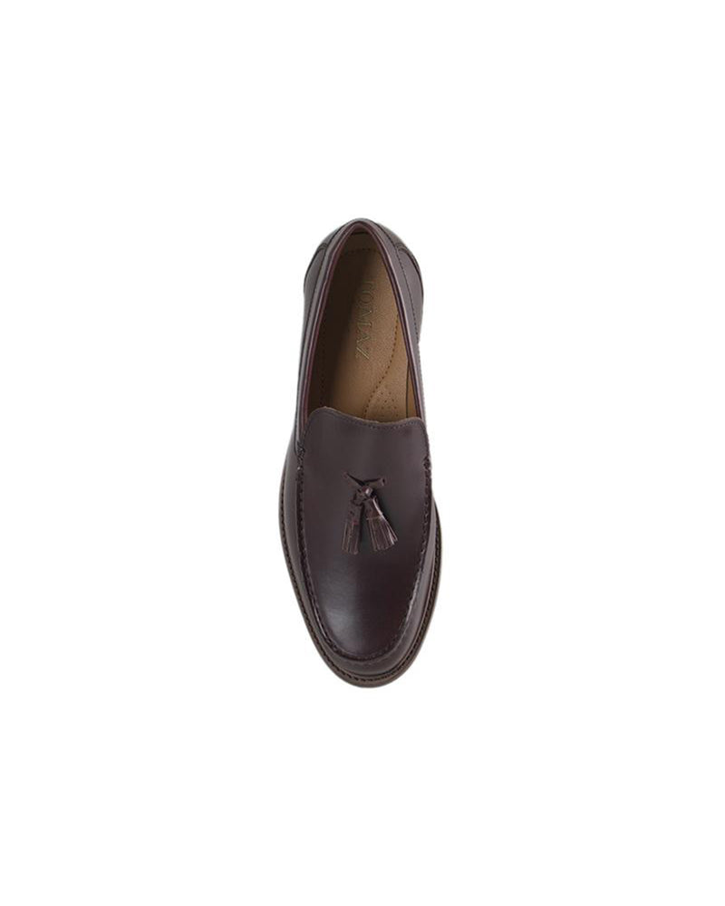 Load image into Gallery viewer, Tomaz C290 Tassel Loafers (Coffee)