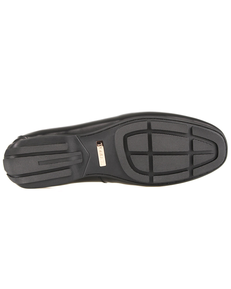 Load image into Gallery viewer, Tomaz C408 Penny Loafers (Black)