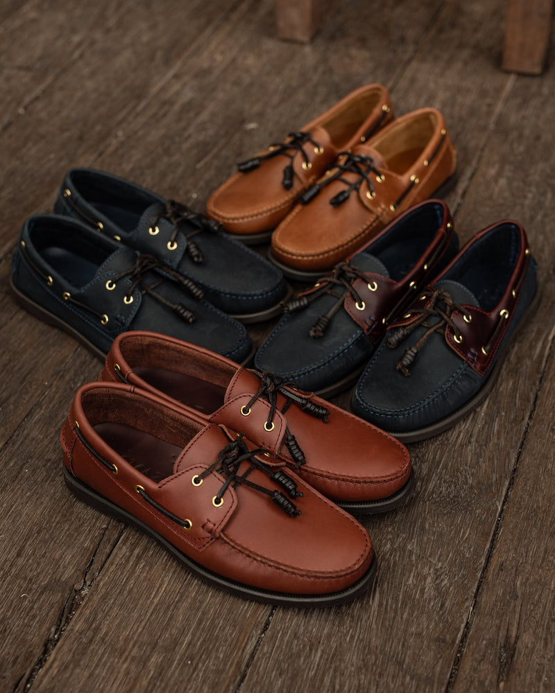 Load image into Gallery viewer, Tomaz C328 Leather Boat Shoes (Wine) men's shoes casual, men's dress shoes, discount men's shoes, shoe stores, mens shoes casual, men's casual loafers men's loafers sale, men's dress loafers, shoe store near me.