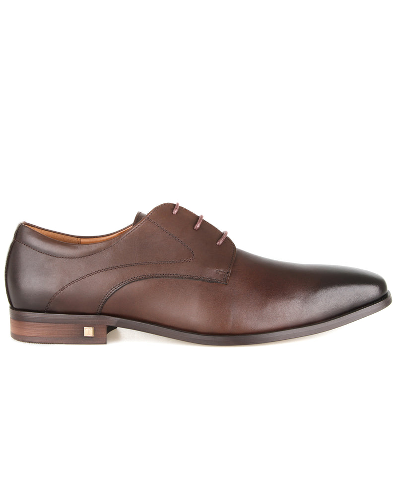 Tomaz BF201 Oxford Formals (Coffee)