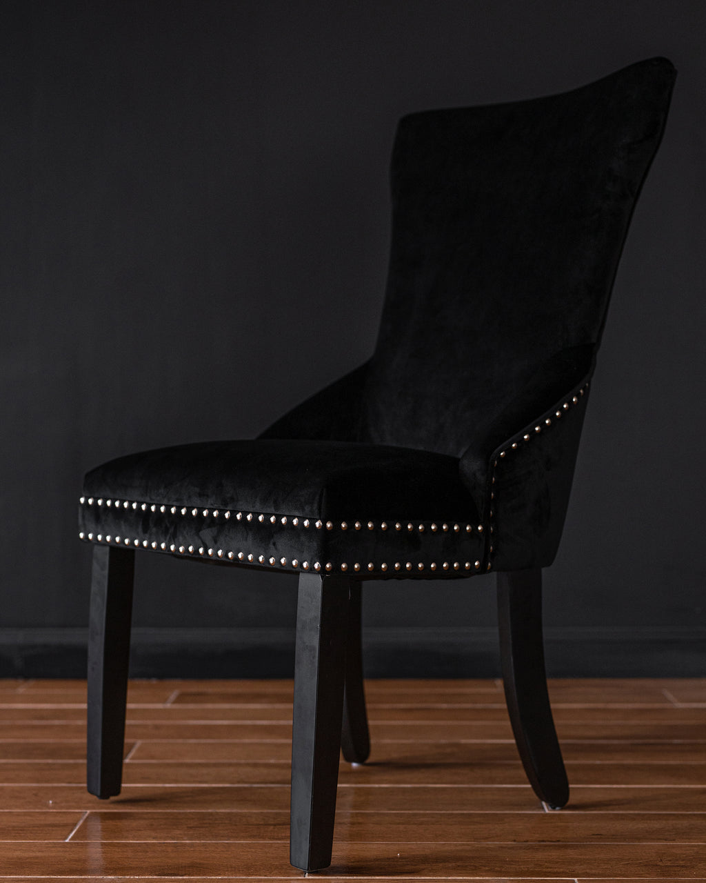 Tomaz Elizabeth Dining Chair (Black)