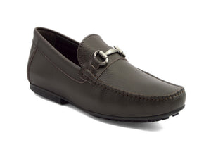Tomaz C247 Buckle Loafers (Coffee) - Tomaz Shoes