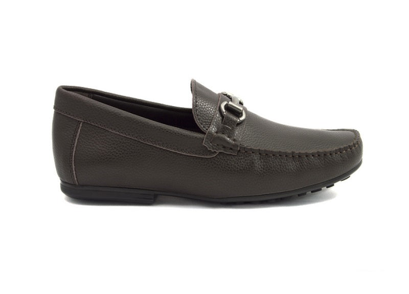 Tomaz C247 Buckle Loafers (Coffee) - Tomaz Shoes (388308140061)