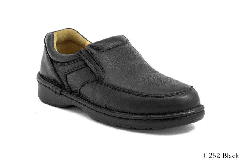 Load image into Gallery viewer, Tomaz C252 Casual Slip On (Black) - Tomaz Shoes (8137378696)