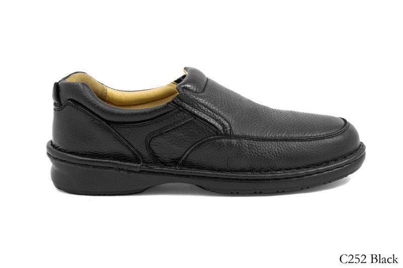 Tomaz C252 Casual Slip On (Black) - Tomaz Shoes (8137378696)