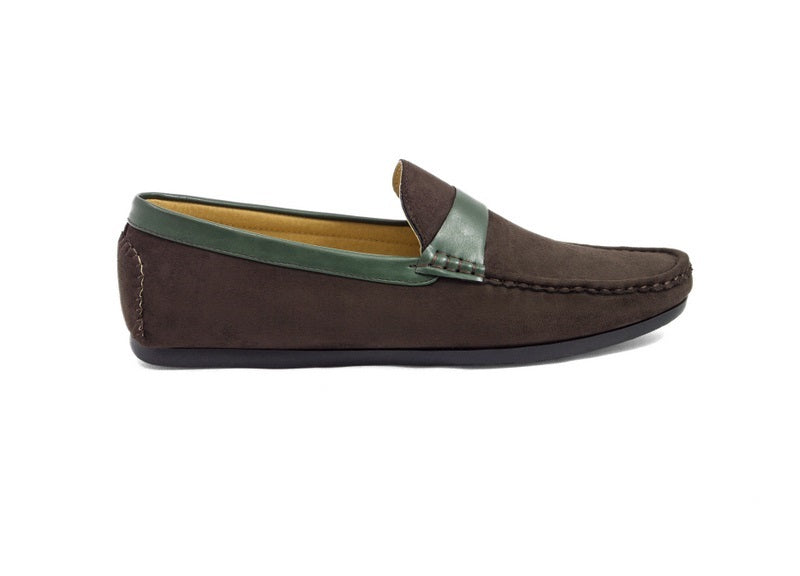 Tomaz C256 Penny Strap Loafers (Coffee) - Tomaz Shoes (382139990045)