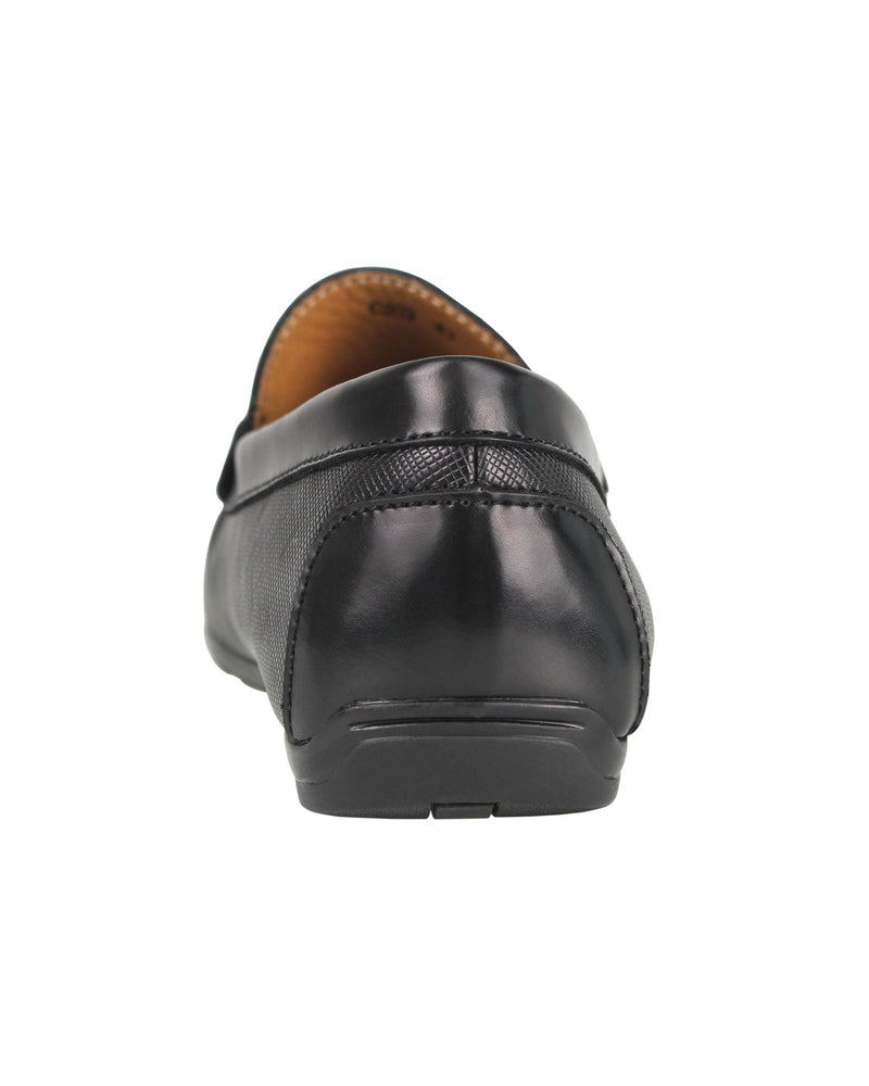 Load image into Gallery viewer, Tomaz C283 Buckle Loafers (Black) men's shoes casual, men's dress shoes, discount men's shoes, shoe stores, mens shoes casual, men's casual loafers men's loafers sale, men's dress loafers, shoe store near me.