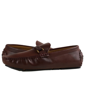 Load image into Gallery viewer, Tomaz C297 Braided Moccasins (Brown)