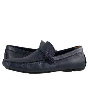 Load image into Gallery viewer, Tomaz C313 Side Buckled Strap (Navy) men's shoes casual, men's dress shoes, discount men's shoes, shoe stores, mens shoes casual, men's casual loafers men's loafers sale, men's dress loafers, shoe store near me.