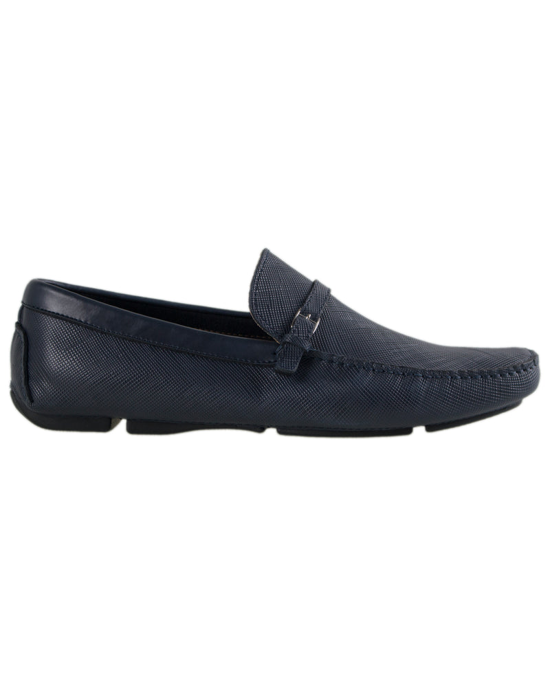 Tomaz C313 Side Buckled Strap (Navy) men's shoes casual, men's dress shoes, discount men's shoes, shoe stores, mens shoes casual, men's casual loafers men's loafers sale, men's dress loafers, shoe store near me.
