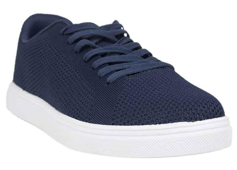 Load image into Gallery viewer, Tomaz C346 Sneakers Knit (Navy) - Tomaz Shoes (413869375517)