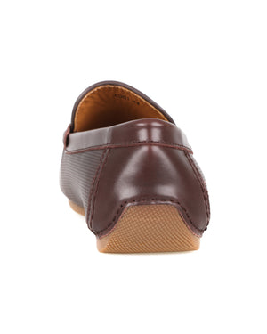 Load image into Gallery viewer, Tomaz C361 Front Buckled Loafers (Coffee) men's shoes casual, men's dress shoes, discount men's shoes, shoe stores, mens shoes casual, men's casual loafers men's loafers sale, men's dress loafers, shoe store near me.
