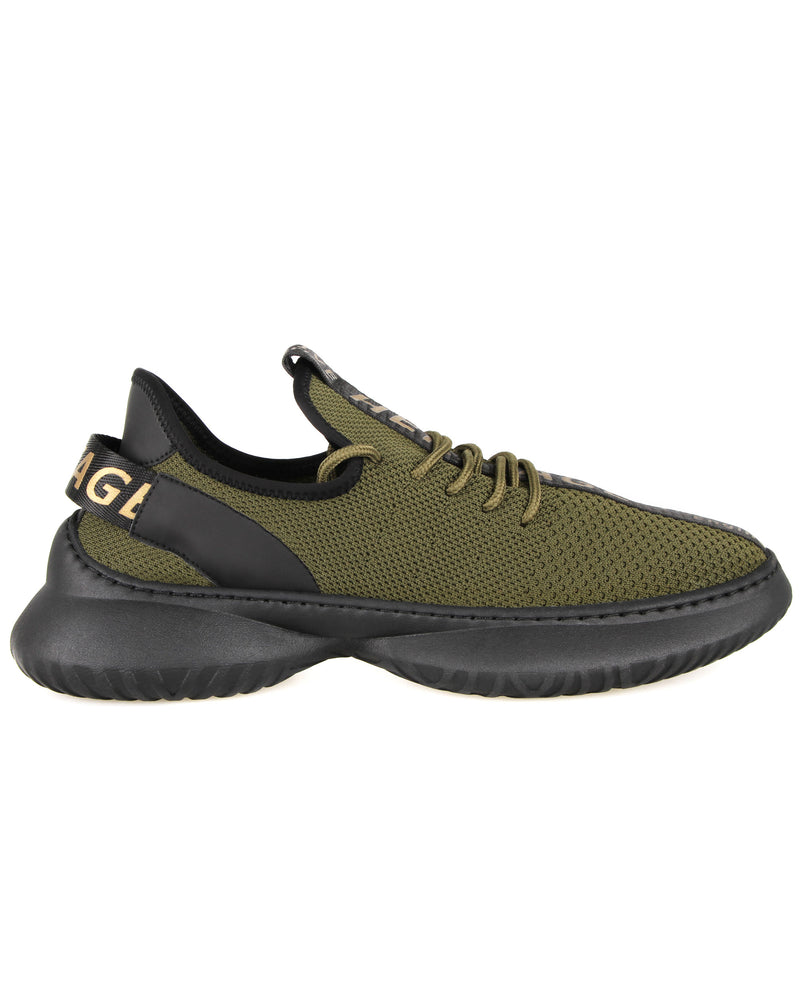 Tomaz C404A Casual Sneakers (Dark Green)