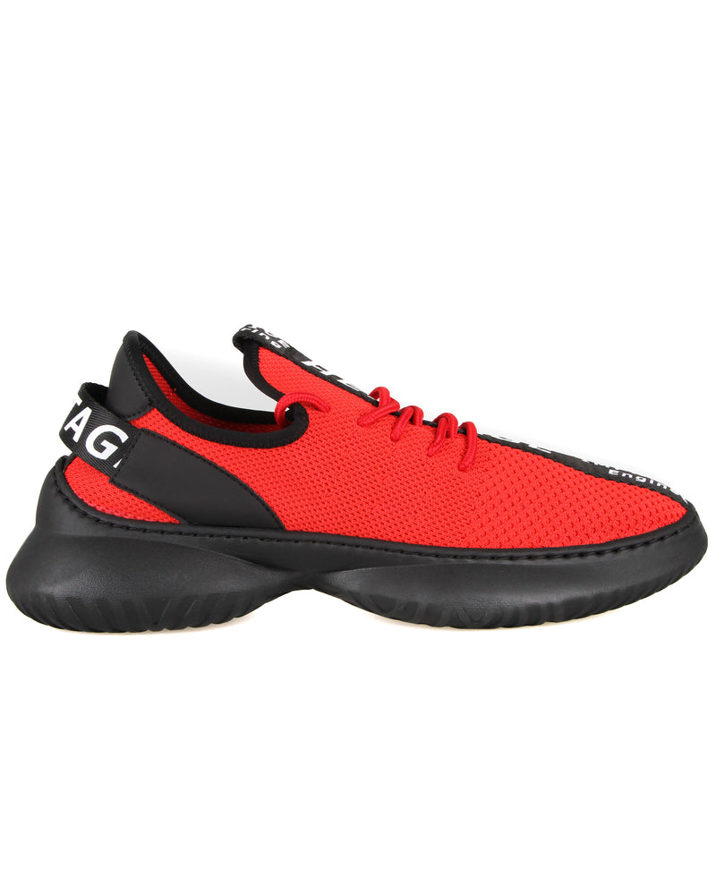 Tomaz C404A Casual Sneakers (Red)