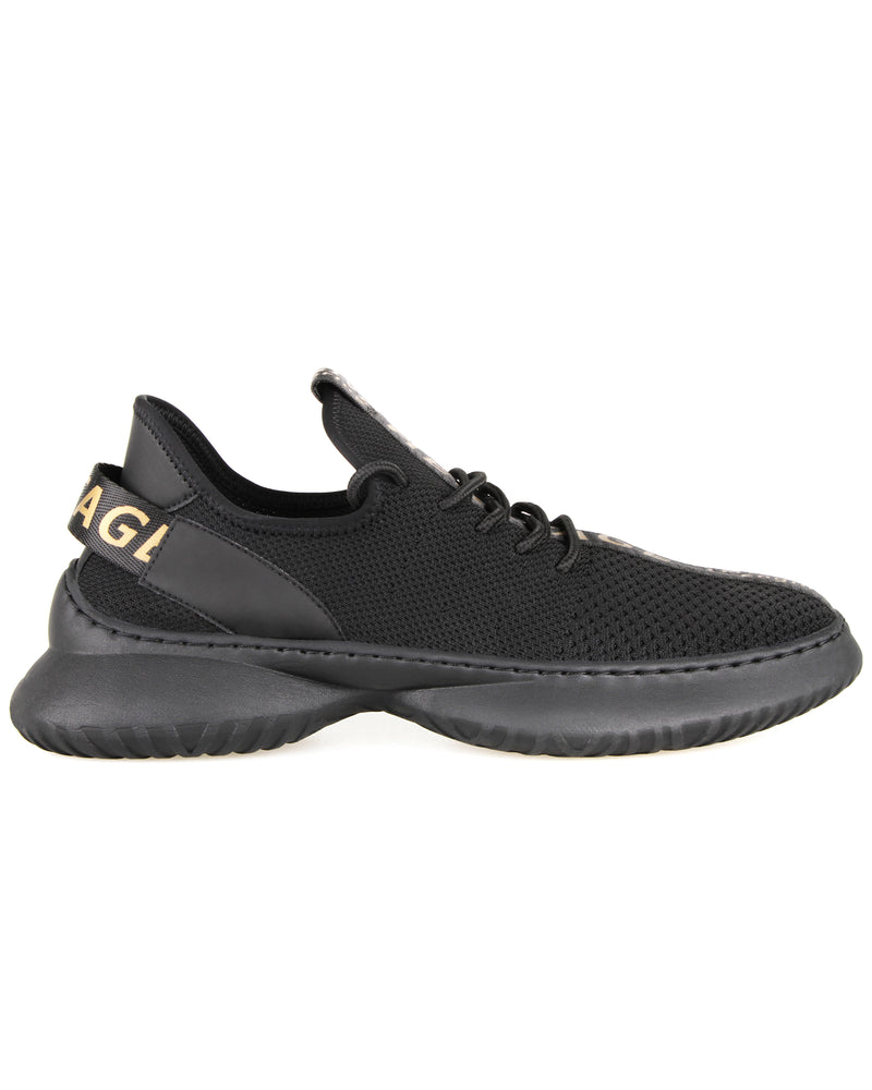 Tomaz C404A Casual Sneakers (Black)