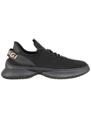 Load image into Gallery viewer, Tomaz C404A Casual Sneakers (Black)