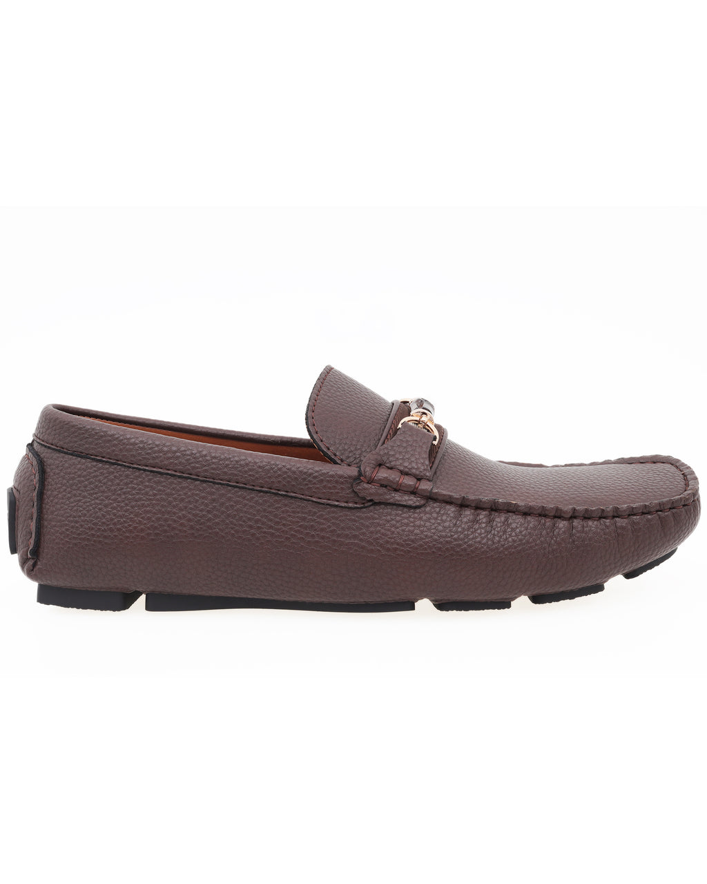 Tomaz C444 Horsebit Buckle Moccasins (Coffee)