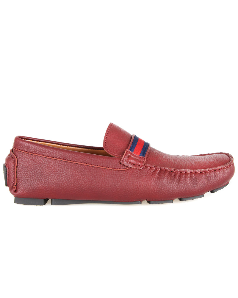 Tomaz C445 Penny Moccasins (Wine) men's shoes casual, men's dress shoes, discount men's shoes, shoe stores, mens shoes casual, men's casual loafers men's loafers sale, men's dress loafers, shoe store near me.