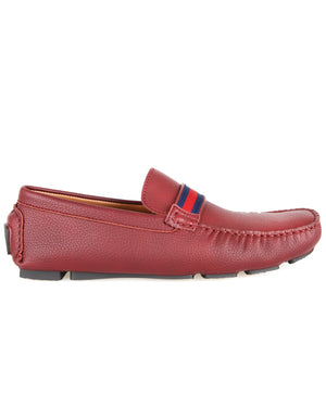 Load image into Gallery viewer, Tomaz C445 Penny Moccasins (Wine) men's shoes casual, men's dress shoes, discount men's shoes, shoe stores, mens shoes casual, men's casual loafers men's loafers sale, men's dress loafers, shoe store near me.