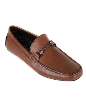 Load image into Gallery viewer, Tomaz C456 Buckle Moccasins (Coffee) men's shoes casual, men's dress shoes, discount men's shoes, shoe stores, mens shoes casual, men's casual loafers men's loafers sale, men's dress loafers, shoe store near me.