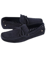 Tomaz C459 Bow Moccasins (Navy) men's shoes casual, men's dress shoes, discount men's shoes, shoe stores, mens shoes casual, men's casual loafers men's loafers sale, men's dress loafers, shoe store near me.