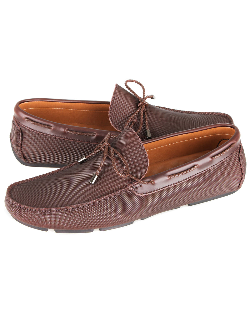 Tomaz C461 Braided Bow (Coffee) men's shoes casual, men's dress shoes, discount men's shoes, shoe stores, mens shoes casual, men's casual loafers men's loafers sale, men's dress loafers, shoe store near me.