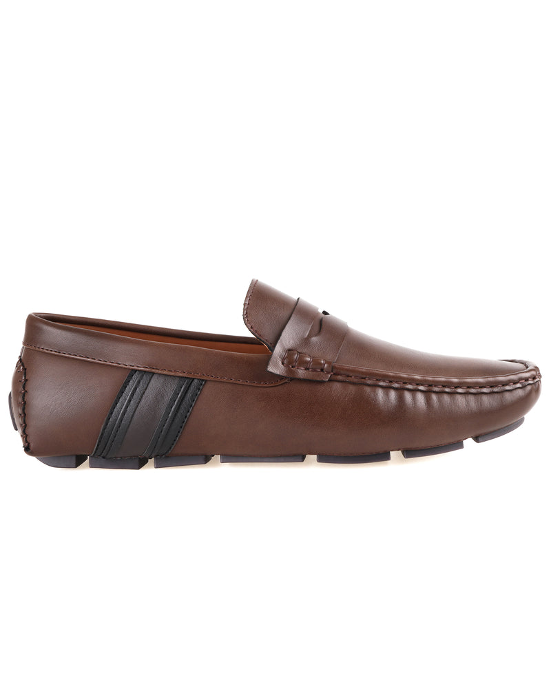 Tomaz C467 Penny Moccasins (Coffee) men's shoes casual, men's dress shoes, discount men's shoes, shoe stores, mens shoes casual, men's casual loafers men's loafers sale, men's dress loafers, shoe store near me.