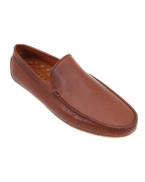 Load image into Gallery viewer, Tomaz C477 Leather Moccasins (Coffee) men's shoes casual, men's dress shoes, discount men's shoes, shoe stores, mens shoes casual, men's casual loafers men's loafers sale, men's dress loafers, shoe store near me.