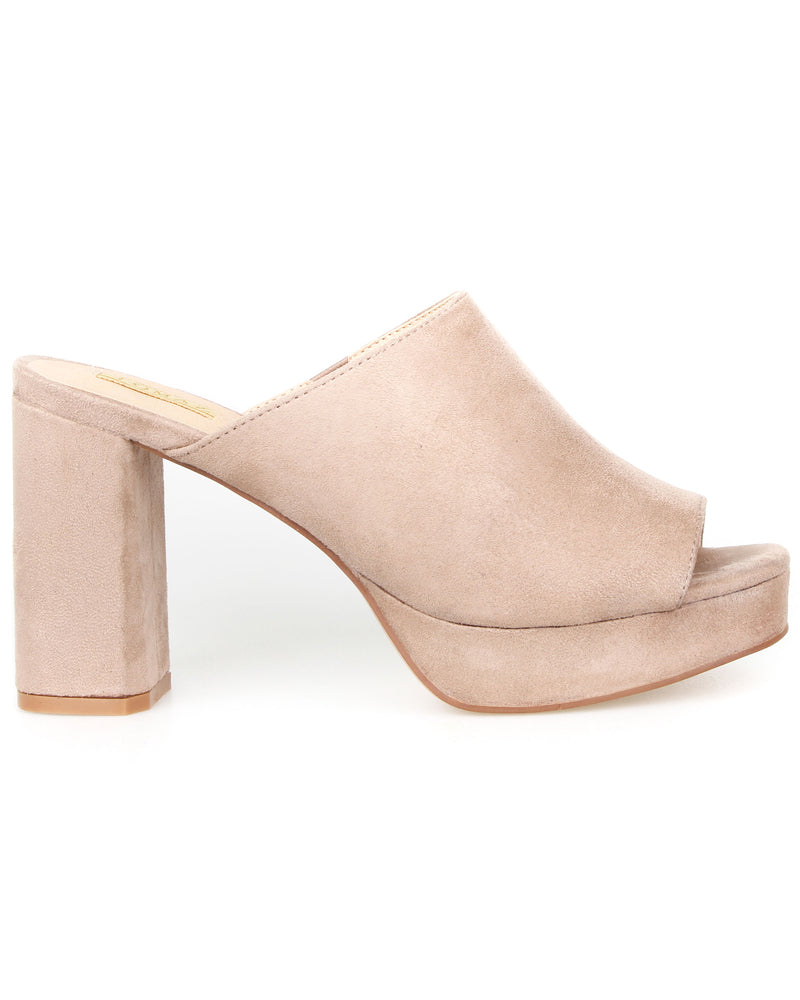 Tomaz CCH1 Ladies Heels (Taupe)