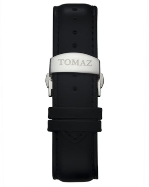 Load image into Gallery viewer, Tomaz Men's Watch TW009A - (Silver/Black)