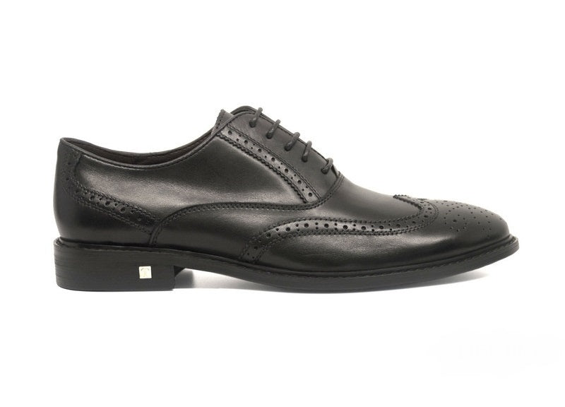 Tomaz F058 Wingtip Brogue (Black) - Tomaz Shoes (10574911752)