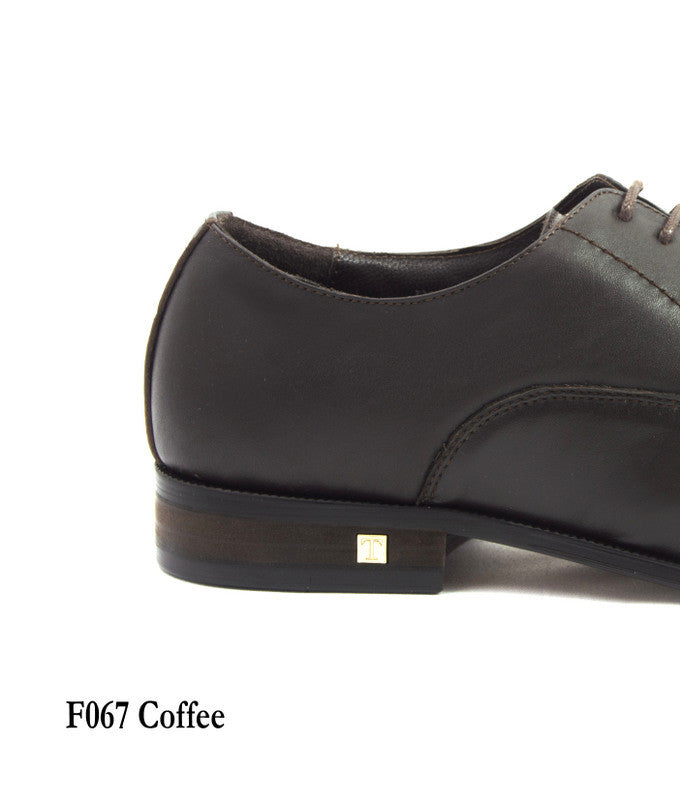 Load image into Gallery viewer, Tomaz F067 Oxford Captoe (Coffee) - Tomaz Shoes (6259417092)